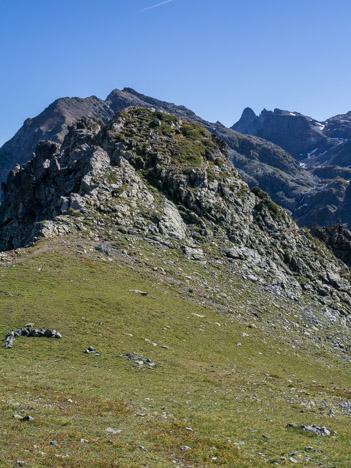 Le Grand Colon 2394 m, traversée depuis les Quatre Chemins ...